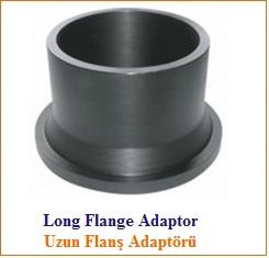 Long Flange Adaptor