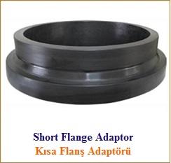 Short Flange Adaptor